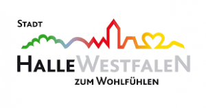 Stadt Halle Westfalen Logo
