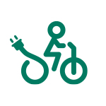 TWO Umweltprogramm Fahrrad Strom